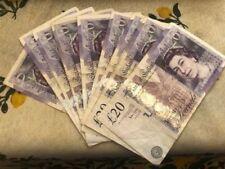 English Bailey English Elizabeth II Banknotes (1952-Now)