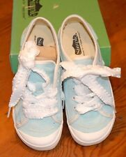 NIB Girl's SIMPLE SHOES 'Take On Ribbon' SZ 13. Super cute! Ribbon laces!