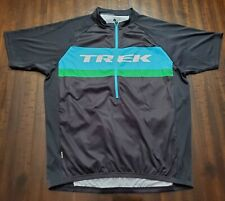 Bontrager Trek Cycling Jersey Mens Large Loose Black