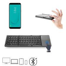 Handy Bluetooth Tastatur für Sony Ericsson Xperia Arc S Mit Touchpad - FKT