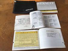 Renault  5 GT Turbo Carnets utilisation et entretien