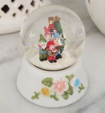Pfaltzgraff Christmas Collection Small Snow Globe - Excellent