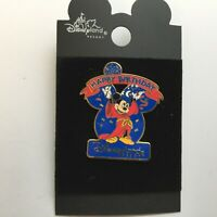 DLR - Sorcerer Mickey Mouse Happy Birthday Disney Pin 27854