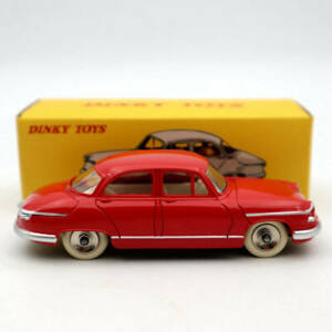 DeAgostini Dinky toys 547 PL 17 Panhard Red 1/43 Diecast Models Limited Edition