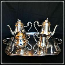 Service complet Arts de la table, Cuisine du XXe siècle et récents en métal argenté