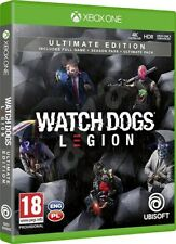 Watch Dogs: Legion STANDARD EDITION Xbox One/X/S (Leggi desc) 🔥