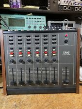 Teac Tascam 2 Mixer 6x4 Mic / Line • Fully Serviced Tested 100%