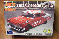 #22 Fireball S.C Ford Dealers 1956-58 Nascar Decals Ford Racing Team #664