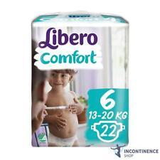 Libero Comfort 6 (13-22 kg) - Pack de 22
