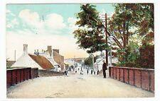 AFTON BRIDGEND, NEW CUMNOCK: Ayrshire postcard (C1072).