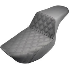 Saddlemen Step-Up LS Seat for 1984-1994 & 1999-2000 Harley FXR Models