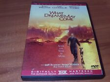 What Dreams May Come (Dvd, Widescreen 1999) Robin Williams