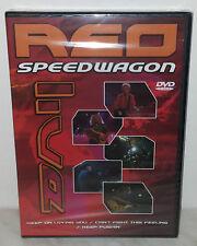 DVD REO SPEEDWAGON - LIVE - SEALED SIGILLATO