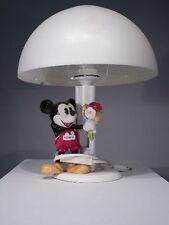 +# A004670 Goebel Archiv Muster Disney Lampe Micky mit Blumenstrauß, Prototyp