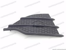 Right Front Bumper Lower Grille Grill - Satin Black for Ford Escape 2013-2016