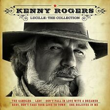 KENNY ROGERS LUCILLE: THE COLLECTION CD (Greatest Hits / Very Best Of)