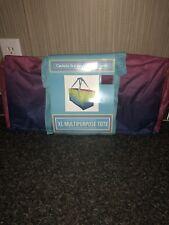 New Large Multipurpose Tote Bag Multicolored