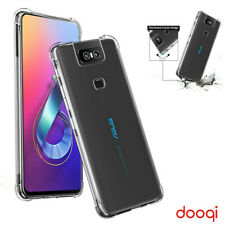 For Asus Zenfone 6 ZS630KL Air Cushion Bumper Shockproof TPU Clear Case Cover