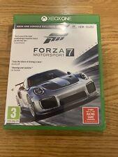 Forza Motorsport 7 (Microsoft Xbox One X, 2017)