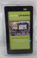 NEW SEALED Genuine Archos 101 Internet Tablet Car Headrest Case Black