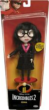 The Incredibles 2 Edna Action Figure Doll in Deluxe Costume and Glasses