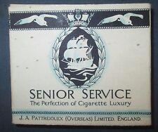 Boite Cigarettes Vide GB WW2 Bien Marquée Intendance