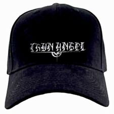 Iron Angel cap hook and loop closure hat power speed thrash metal