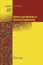 Monte Carlo Methods In Financial Engineering (stochastic Modelling And Applie...