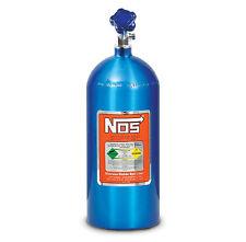 NOS Nitrous 14745 10 lb. Blue Nitrous Bottle - EMPTY TANK