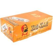 Zig Zag Regualr Größe Hand Zigarette Rollmaschine Volle Packung @