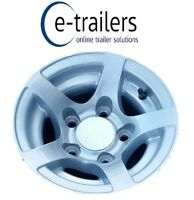 """10"""" TRAILER ALLOY WHEEL for 195x55x10 TYRES 5 STUD 112mm PCD FITS BRIAN JAMES"""