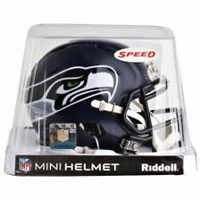 SEATTLE SEAHAWKS RIDDELL NFL MINI SPEED FOOTBALL HELMET