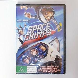 Space Chimps Movie DVD Region 4 AUS Free Postage - Kids Action Children