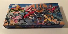 """Vintage """"Mighty Morphin Power Rangers"""" Game by Milton Bradley - 1993 Ed - Comp!"""
