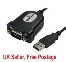 More details for newlink hq usb to serial 9 pin (rs-232) adapter cable - prolific pl2303hxd - uk