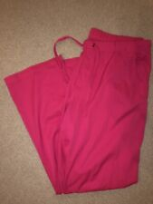 Healing Hands women scrub pants Xl