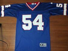 Authentic NFL Starter #54 Chris Spielman Buffalo Bills Jersey Size 48