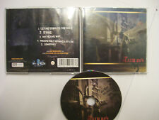 ESTADO OSKURO The Death Row – 2006 Spanish CD Heavy Metal, Alternative Rock RARE