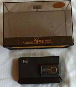 Kodak Disk 6000 Kamera Diskkamera für Bastler / Sammler