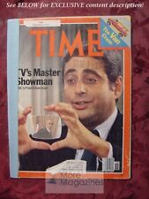 TIME Magazine September 5 1977 Sept Sep 77 ABC'S FRED SILVERMAN VANS +++