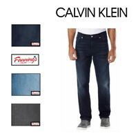 NEW Calvin Klein Jeans Men's CKJ 035 Straight Fit Jeans VARIETY Size & Color A11