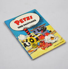 Petzi E paffhans (21) 8. EDIZIONE 1981-Carlsen Verlag