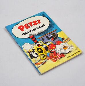 Petzi und Paffhans (21) 8. Auflage 1981 - Carlsen Verlag