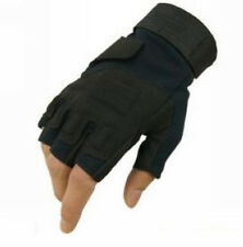 Outdoor Sports Half Finger Military Tactical Airsoft Hunting Paintball Gloves