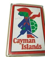 cards deck playing poker cayman Islands case sealed solitare hearts rummy bi