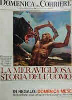 DOMENICA DEL CORRIERE N.5 1970