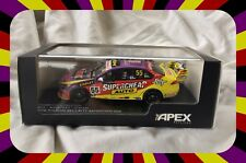 Apex 1:43 Ford FG X Falcon Supercheap Auto Racing Sandown 2016 Mostert Owen