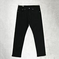 Mens LEVIS 502 Jeans Size W32 L32 Tapered Leg Regular Fit Zip fly Stretch Denim