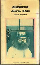 Allen Ginsberg: Diario Beat ed. Newton Compton FOTOGRAFICO  A12