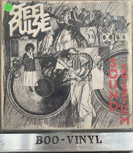 Steel Pulse-Sound System-12XWIP 6490-vinyl 12-uk EX / VG